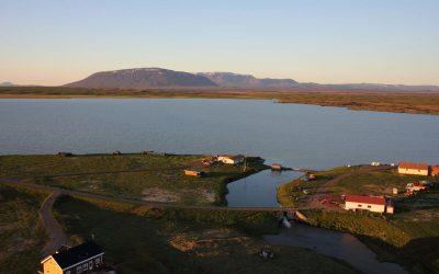 Sambúð manns og náttúru í Svartárkoti
