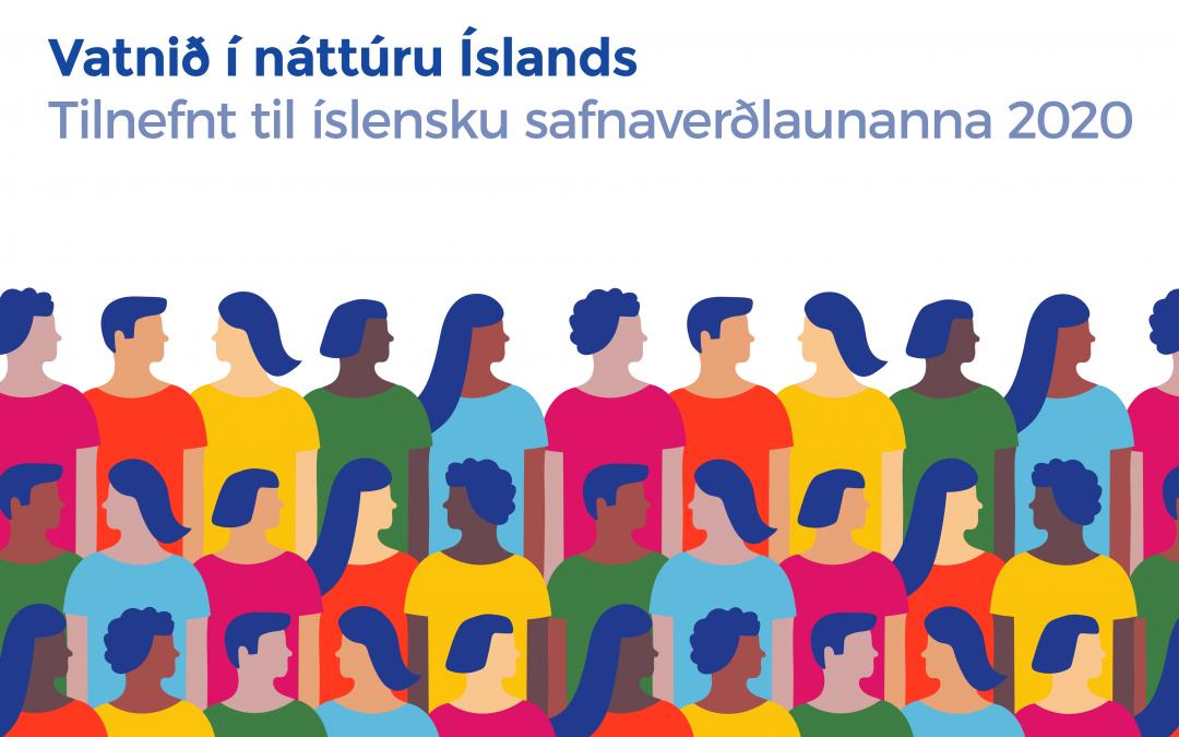 Náttúruminjasafnið tilnefnt til Íslensku safnaverðlaunanna 2020