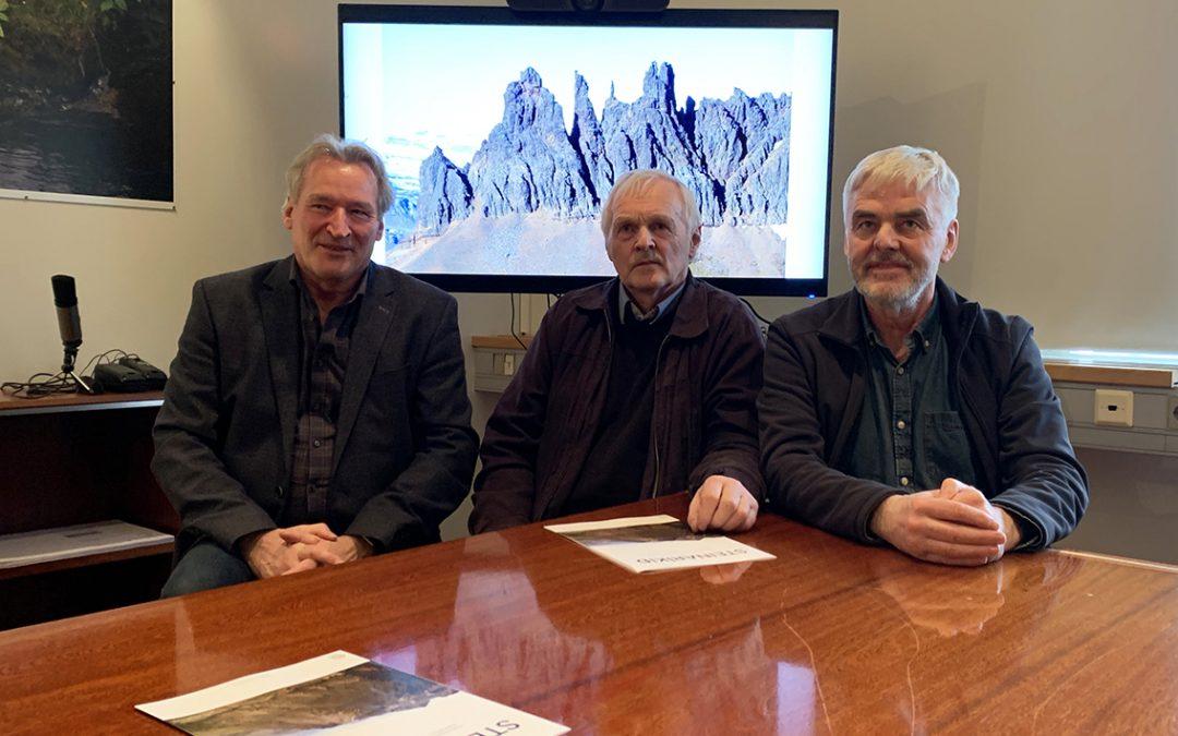 Stórmerkilegt steindasafn til Náttúruminjasafns Íslands